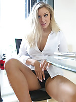 Beth - Teased By The Boss - Free upskirt photos from UpskirtJerk.com