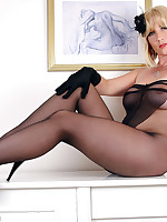 Milf Stockings Legs